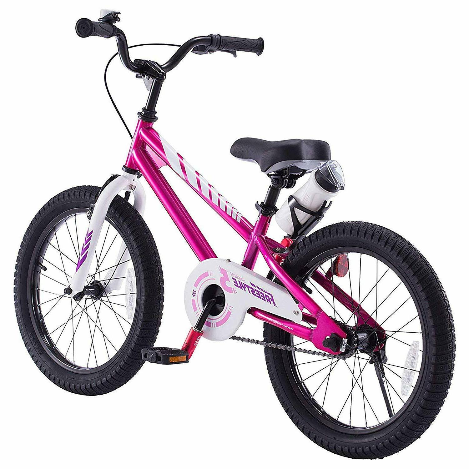 Boys 18'' Bike With Caliper and Rear For