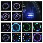 DAWAY Bright Bike Wheel Lights - Waterproof LED Spoke Light