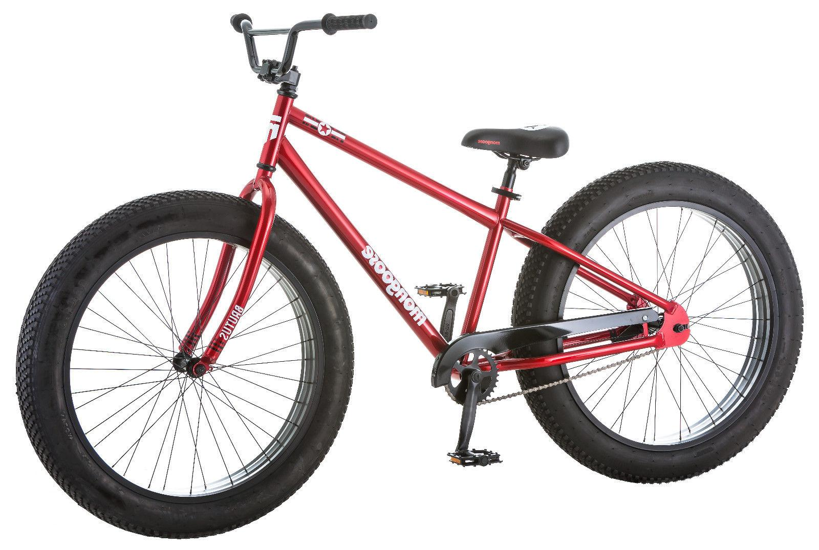 "26"" Men's Brutus Fat Tire Bike,"
