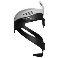 BV Aluminum Cycling Water Bottle Cage, Reinforced Rim, Black