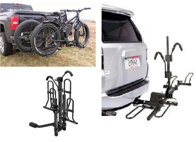 Carrier Fat Bike Hitch Tray Tray Style SUV