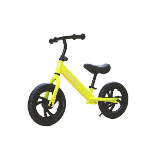 Children Balance Bike Years Kids Boys Girls Learn ''