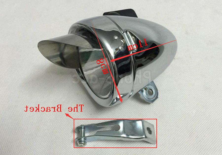 Classical Vintage Bicycle Bike Light Headlight Front Head