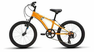 cobra 20 orange bike