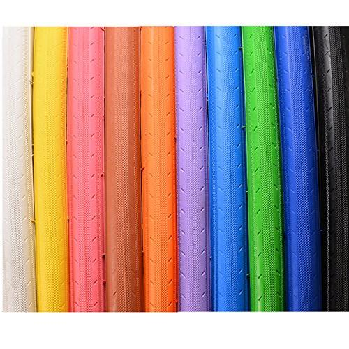 ZZ Lighting Tyre Colored for Road Fixed Gear Bike