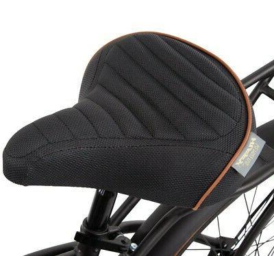 """Huffy Cruiser Bike 26"""" Men's Commuter City Rear Rack"""