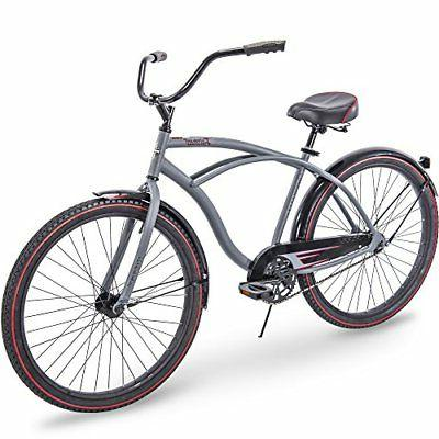 Huffy Cruiser Bike Womens & Mens, Fairmont 24-26 inch