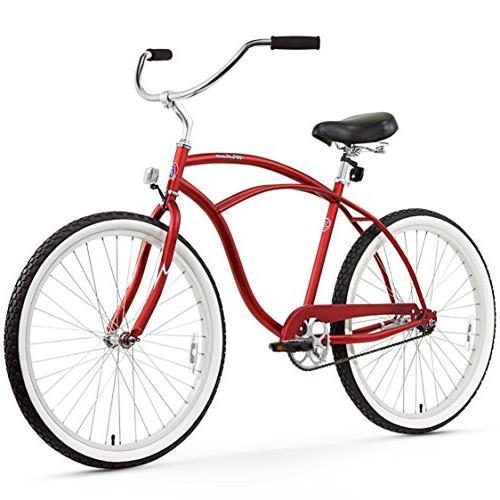 Men's Cruiser Bike by Margaritaville - 7 Speed Coast Is Clea