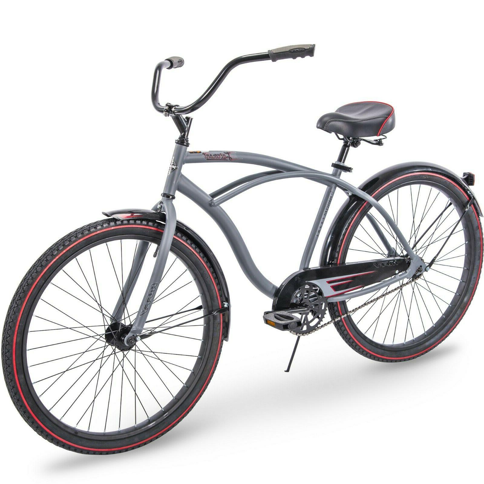 Huffy Adult Cruiser Bikes 24 or 26 inch Single Speed NEW