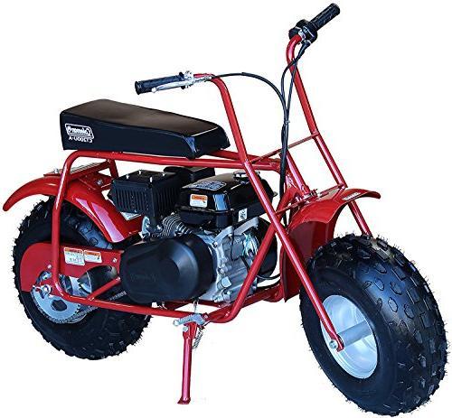 ct200u a mini bike