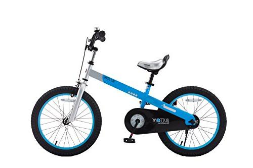 RoyalBaby CubeTube Kid's bikes, unisex children's bikes with