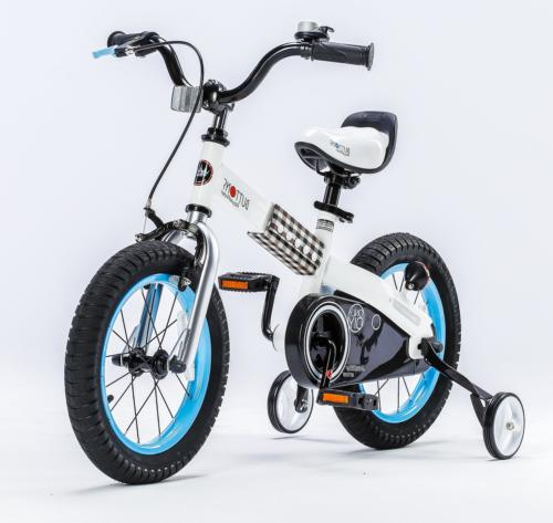 RoyalBaby CubeTube Buttons Bicycle Kids,