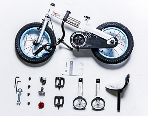 RoyalBaby Buttons Bicycle for