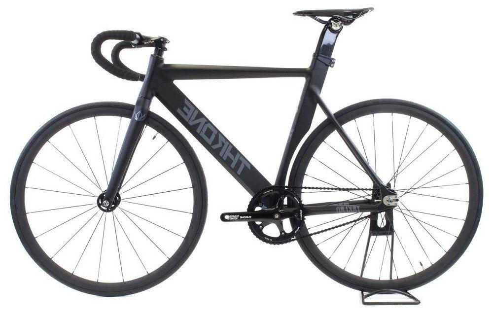 Throne Cycles TRKLRD Gear Speed Track Bicycle Bike 49 52