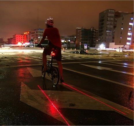 cycling bicycle bike rear tail