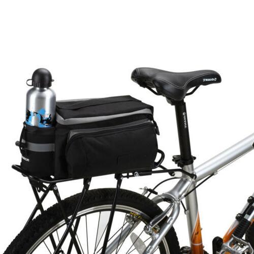 ROSWHEEL Bicycle Bike Cycling Saddle Back Seat Rack Bag Pouc