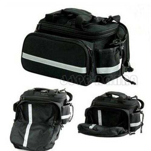 Cycling Bike Seat Rack Storage Shoulder Cover