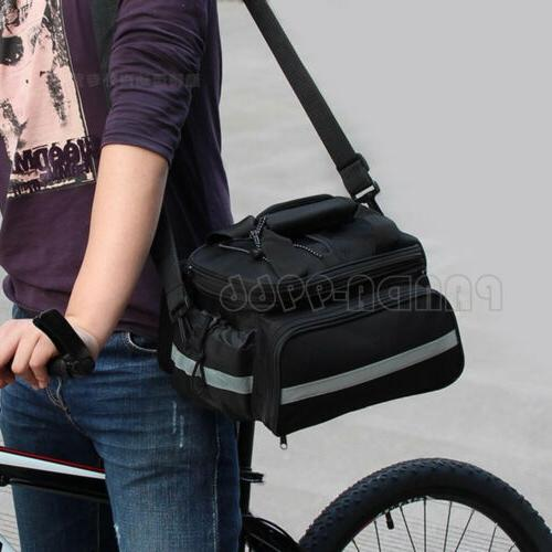 Cycling Bike Seat Bag Storage Handbag Cover