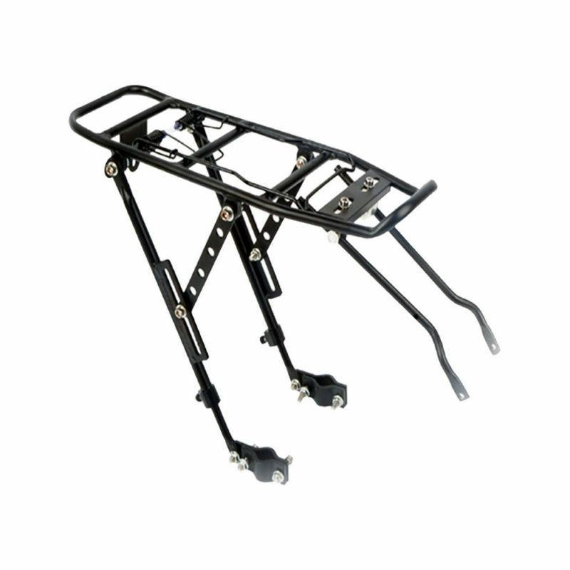 Cycling MTB Bicycle Cycle Pannier Rear Carrier