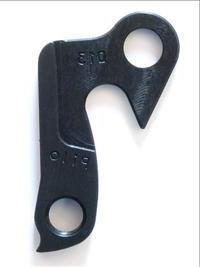 Pilo D13 Black Derailler Hanger - Fits: Haro Extreme, Merida