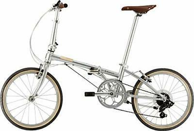aaec8ff1d5e Dahon DAHON Boardwalk D7 7-speed folding bike 19BDWKSL00