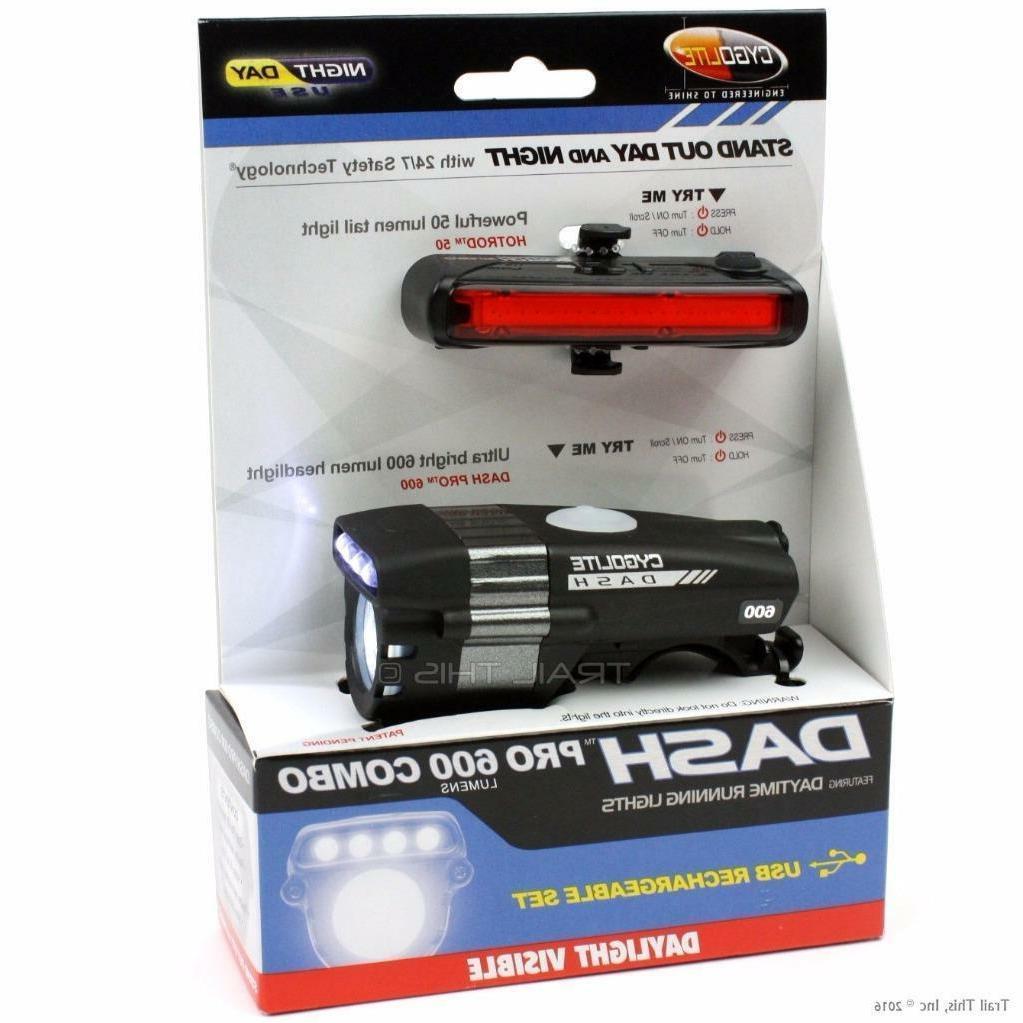 1e918632f24 LIGHT CYGO COMBO DASH PRO 600 HOTROD 50 ... By Cygolite