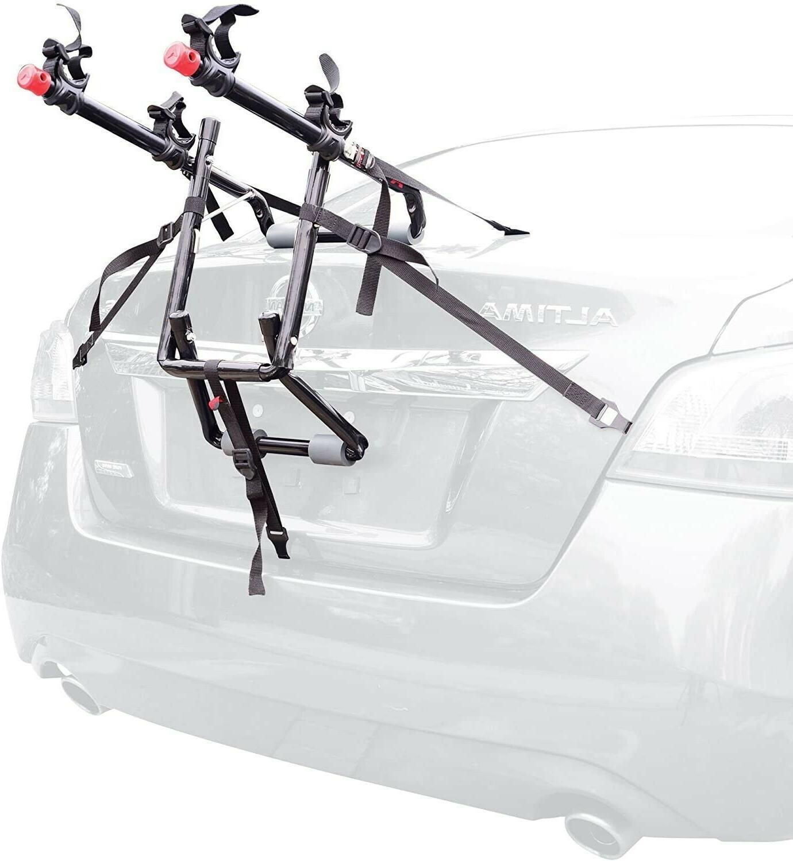 deluxe trunk mount rack