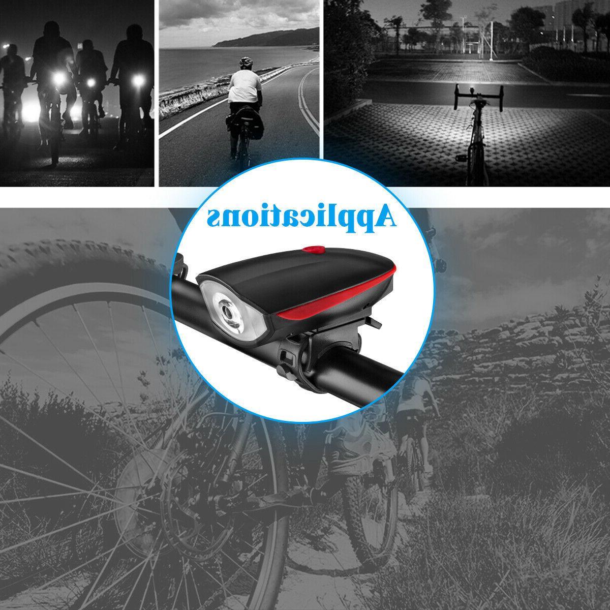 Super Bright Led Bike Headlight &Taillight