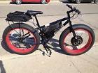 Dolomite Fat Tire Electric Bike E-Bike HEH Human Electric Hy