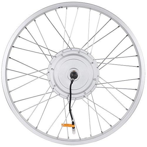 "AW 20.5"" Bicycle Front Wheel Frame for 36V 1.95""-2.5"" Tire"
