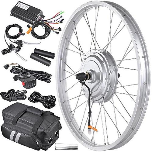 electric bicycle front wheel frame