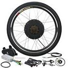 "26"" Electric Bike Rear Wheel Bicycle Conversion Kit 1000W Hu"