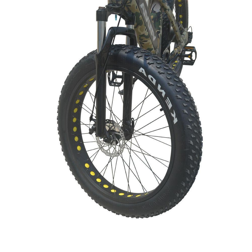 """Electric Bike Hunting 26"""" 48V 750W"""