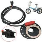 Electric Bike Power Pedal Assisted Sensor PAS Voltage Mode E