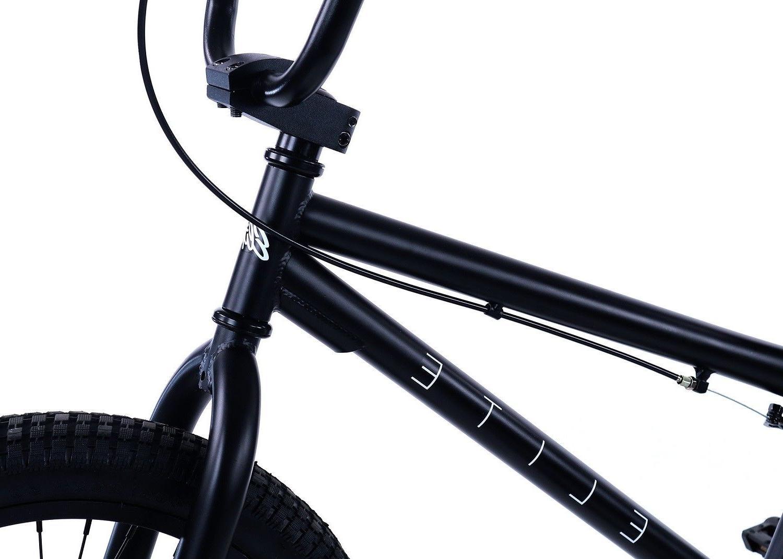 Elite Stealth Bicycle Bike Black NEW 2018