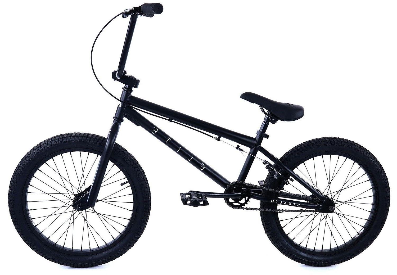 Elite Bicycle Bike Black