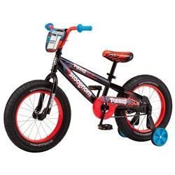 Boys 16 inch Mongoose Erupt Bike