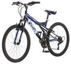 Pacific Evolution 24 Inch Boy's Mountain Bike Linear Pull Br
