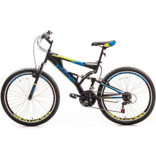 falcon full suspension mountain bike aluminum frame