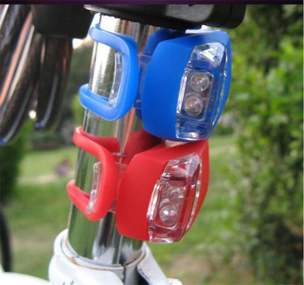 FLASH Bicycle Light front rear bar