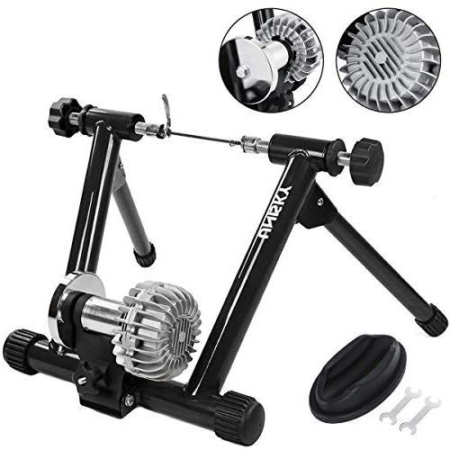 fluid bike trainer stand indoor