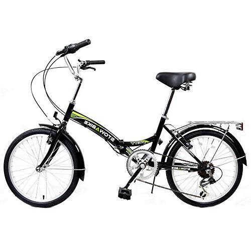 """Stowabike 20"""" Folding City V2 Compact Foldable Bike –"""