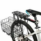 Folding Foldable Metal Wire Basket for Bicycle Bike Front Ba