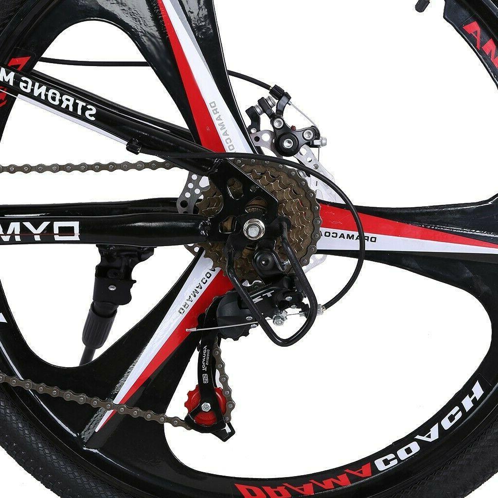 Folding/Full Bike Shimano Speed Bikes MTB