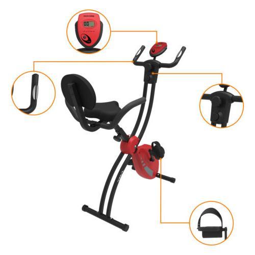Stationary Exercise Magnetic Resistance Desk Fitness