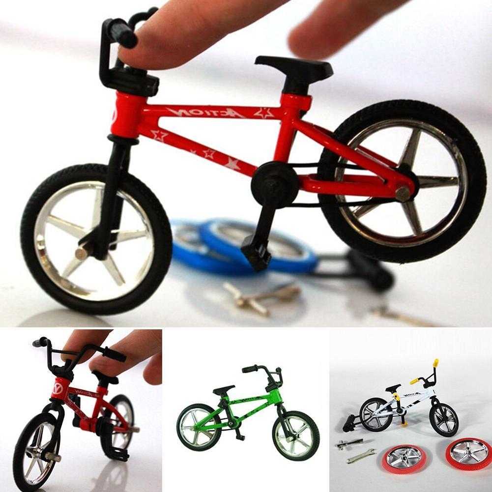 <font><b>Mini</b></font> BMX Flick Finger Toys BMX <font><b>Bike</b></font> Gadgets Gag Toys For Kids