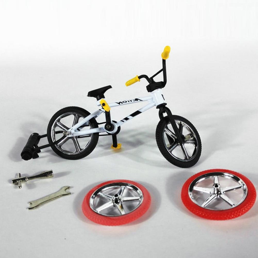 BMX Toys Alloy Plastic bmx <font><b>Bike</b></font> Functional Finger <font><b>Bike</b></font> Set <font><b>Bike</b></font> Toys 12.5*<font><b>9</b></font>*4.5cm