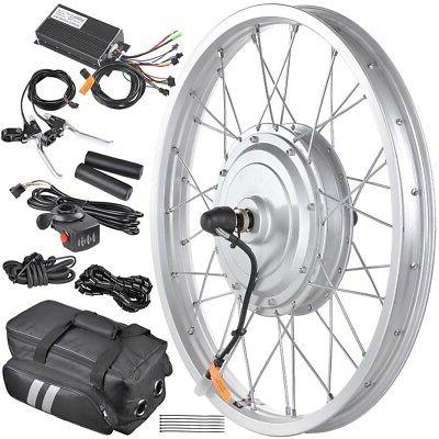 front wheel electric bicycle conversion