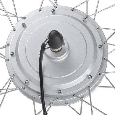 """36V 750W Wheel Electric Bicycle Kit for 20""""x1.95""""-2.5"""""""