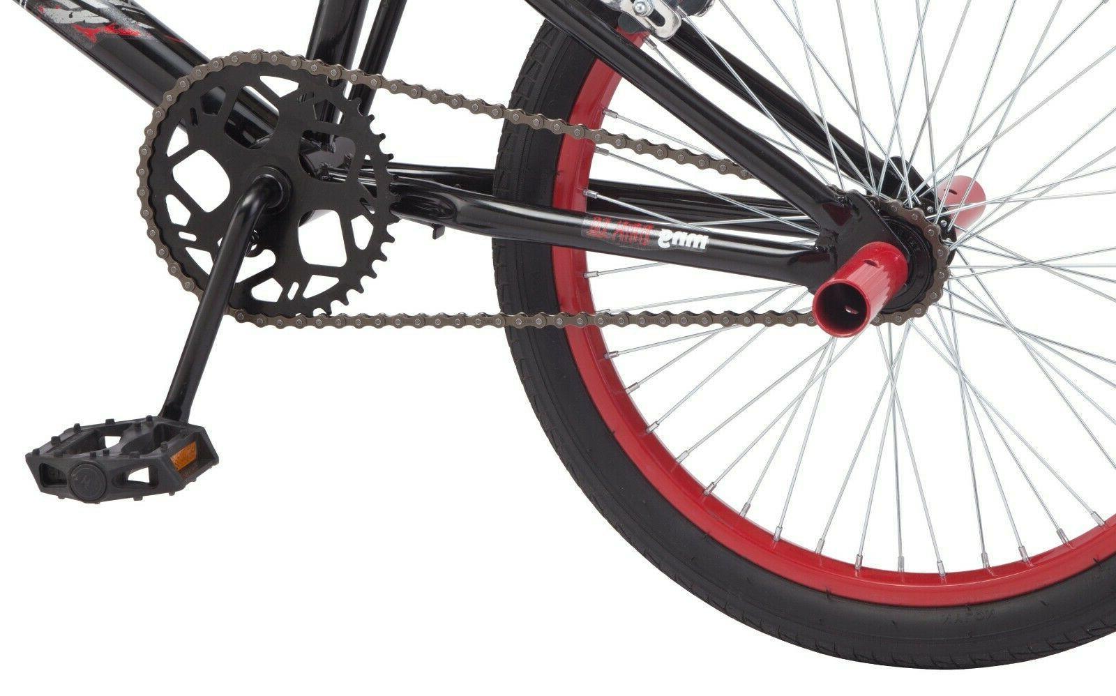 Mongoose Bicycle Boys Black